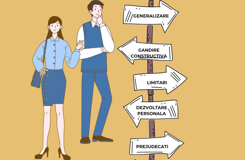 Generalizarea si Etichetarea – Cadem in capcana lor, dar cum iesim?